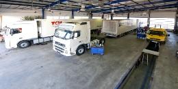Lkw Werkstatt