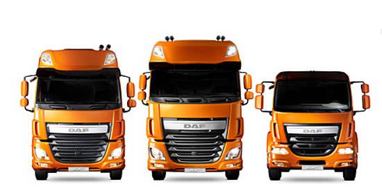 DAF news - DAF führt neue Euro 6 Modelle ein