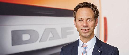 DAF news - Neuer Vertriebsleiter