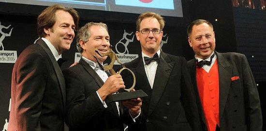DAF news - DAF gewinnt Fleet Award